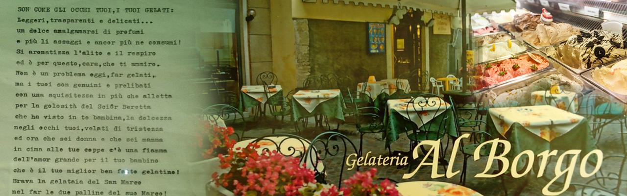 Gelateria al Borgo – Omaggio di Luciano Beretta